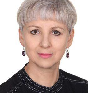 Barbara Żukowska psycholog psychoterapeuta Białystok