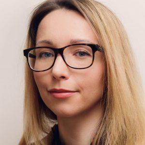 Julita Maleszewska psycholog psychoterapeuta Białystok